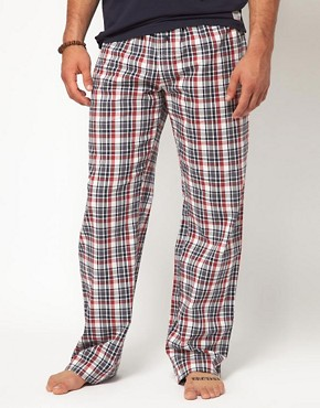 Image 1 ofEsprit Woven Lounge Pants