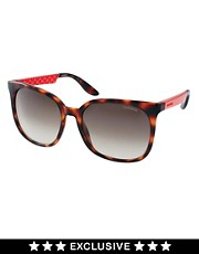 Carrera 5004 Exclusive to ASOS Oversized Sunglasses
