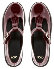 ASOS MOTOR Flatforms