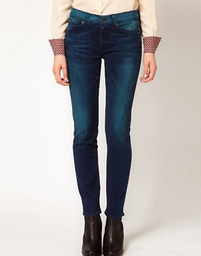 Image 4 of7 For All Mankind Skinny Jeans
