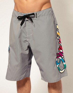 Image 1 ofO&#39;Neill Pm Mgi Logo Patch Boardshorts