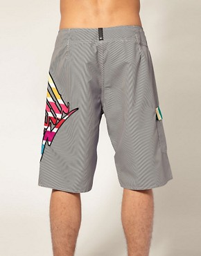 Image 2 ofO&#39;Neill Pm Mgi Logo Patch Boardshorts