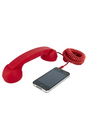 Image 2 ofNative Union Red Pop Phone