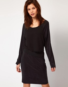 Image 1 ofDiesel Double Layer Dress
