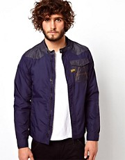 G Star Jacket A-Crotch Nylon Overshirt