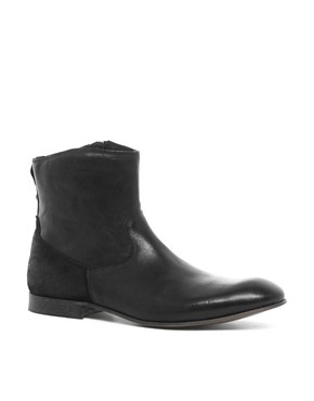 Image 1 ofASOS Chelsea Boots With Zip