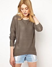 Vila Basic Knit Sweater