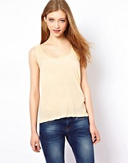 American Vintage Round Neck Tank Top