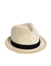 Oasis Classic Trilby Hat