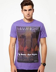 Crosshatch - Miami Nights - T-shirt