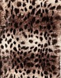 Image 2 ofASOS Leopard Fantasy Fur Snood