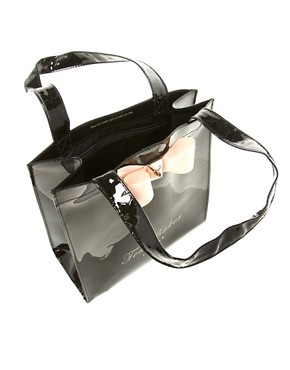 Image 2 ofTed Baker Lilcon Mini Bow Shopper
