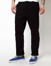 Huf Chinos Regular Drawstring Waist