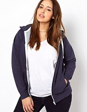 New Look Inspire Zip Through Hoodie