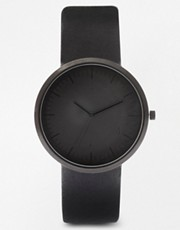 ASOS Sleek Monotone Strap Watch
