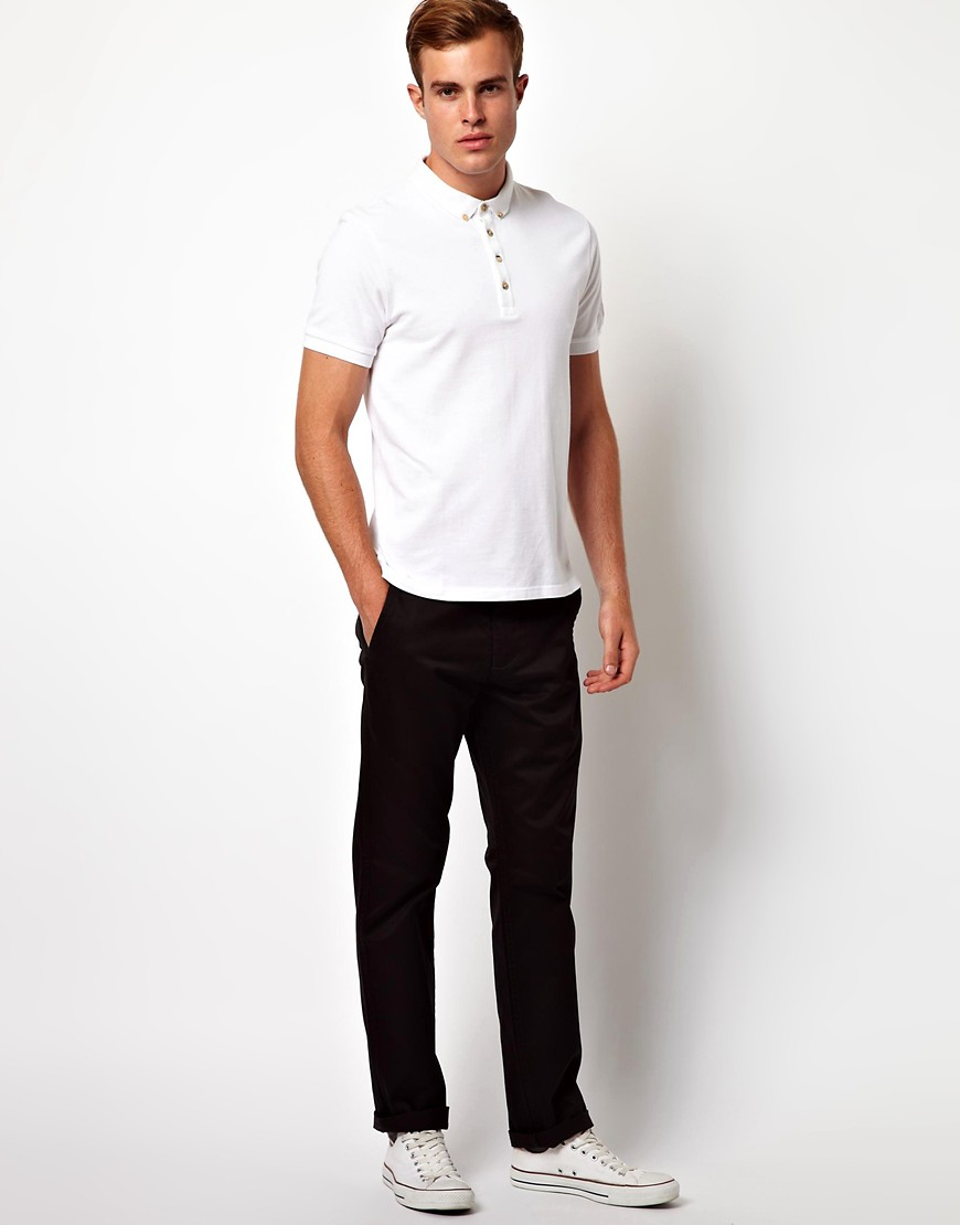 Image 4 of Dockers Alpha Khaki Chinos Slim Fit