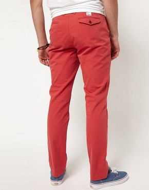 Image 2 ofFred Perry Tapered Chino - Exclusive To ASOS