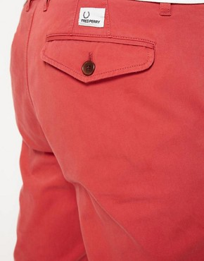 Image 3 ofFred Perry Tapered Chino - Exclusive To ASOS