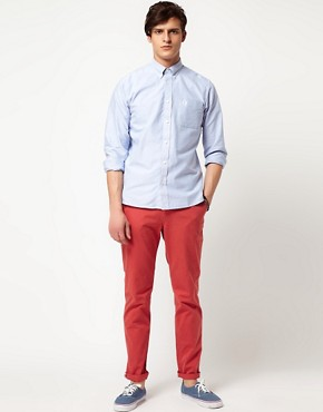 Image 4 ofFred Perry Tapered Chino - Exclusive To ASOS