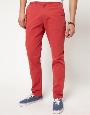 Image 1 ofFred Perry Tapered Chino - Exclusive To ASOS