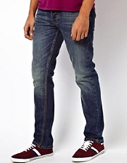 Bellfield Straight Fit Jeans