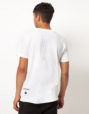 Image 2 ofSupremebeing T Shirt White Canvas Project By Memuco