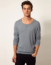 ASOS Scoop Neck Sweater