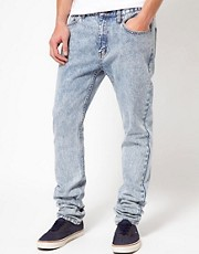 Cheap Monday - Jeans slim stretti in fondo