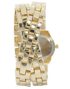 Image 2 ofASOS Wraparound Boyfriend Watch