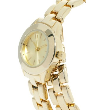 Image 4 ofASOS Wraparound Boyfriend Watch