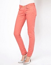 Maison Scotch &#39;La Parisiene&#39; Cropped Skinny Jean 32 leg