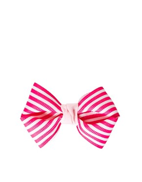 Image 2 ofJohnny Loves Rosie Striped Bow