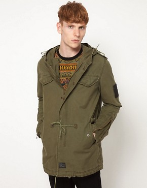 Image 1 ofB Side By Wale Parka