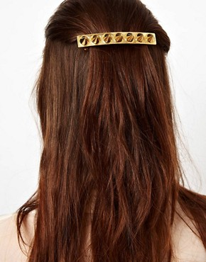 Image 1 ofRiver Island Spiked Hair Barrette