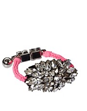 Shourouk Sierra Pink Bracelet