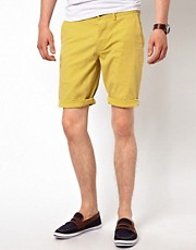 Pantalones cortos chinos de Ben Sherman