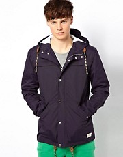 Minimum Hooded Jacket
