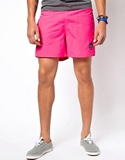 Maui And Sons Shorts Neon Volley