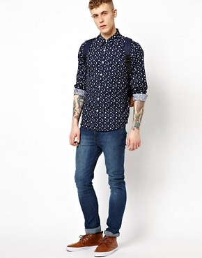 Image 4 ofASOS Shirt With Spot Print