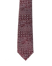 ASOS Tie with Polka Dot Stripes