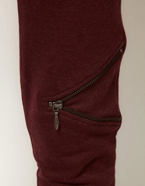 Image 3 of BACK by Ann-Sofie Back Zip Sweat Pants