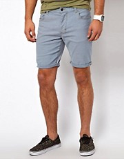 Insight  Buzcock Oh Zone  Jeans-Shorts