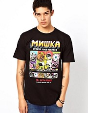 Mishka  Choose Your Fighters  T-Shirt