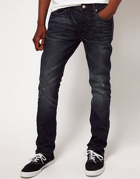 Image 1 ofPaul Smith Jeans Skinny Jeans in Broken Twill