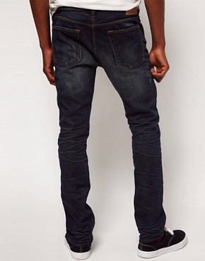 Image 2 ofPaul Smith Jeans Skinny Jeans in Broken Twill