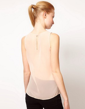 Image 2 ofOasis Lace Front Shell Top