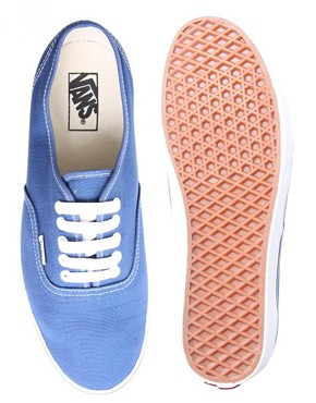 Image 3 of Vans Authentic Plimsolls