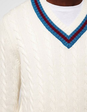 Image 3 ofRampant Sporting Cricket Jumper