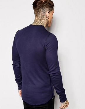 Image 2 ofAmerican Apparel Henley Top