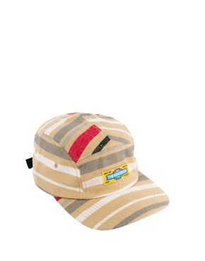 Image 1 ofThe Hundreds Fake 5 Panel Cap